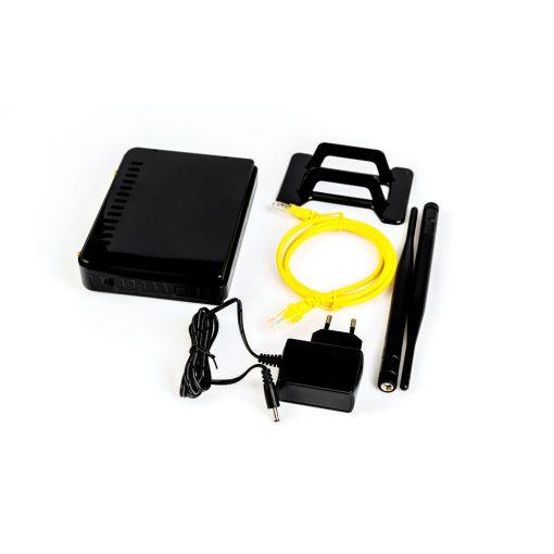 Antenna esterna per installazione in locale